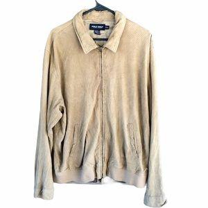 Polo Golf Ralph Lauren Men's Leather Jacket